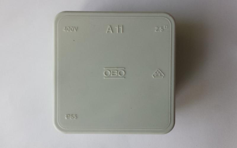 Rysunek 4 Puszka natynkowa IP55