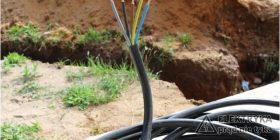 RYS.4 Kabel ziemny YKY 5x10mm2