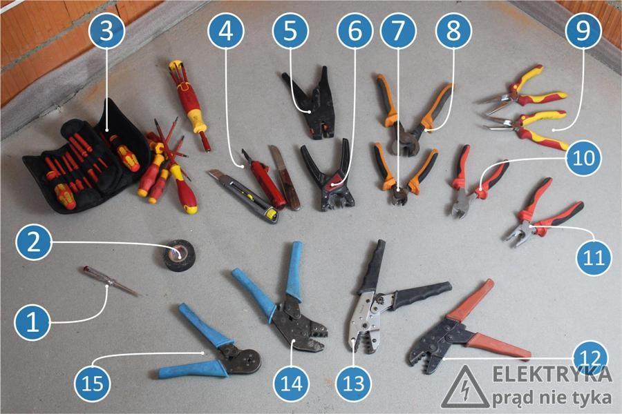 nowe narzędzia montażowe