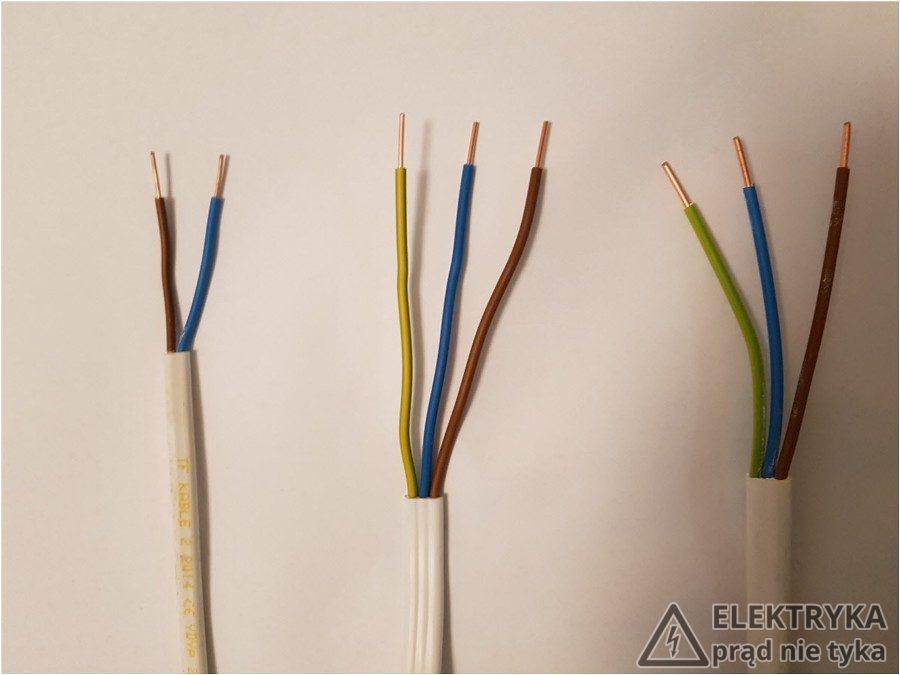 podłączenie elektryczne do rv