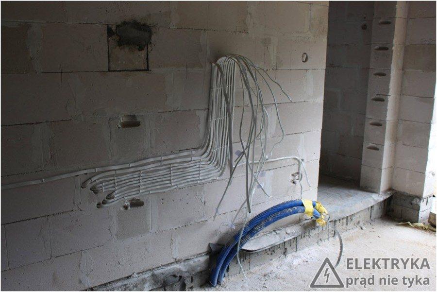 Rozdzielnica Elektryczna W Domu Jednorodzinnym